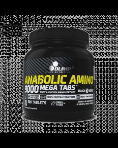 Anabolic Amino 9000 Mega Tabs - 300 Tablets - Olimp Laboratories