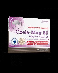 Chela-Mag B6 - 30 kapsułek - Olimp Laboratories