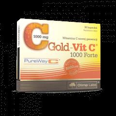 Gold-Vit C 1000 Forte - 30 kapsułek - Olimp Laboratories