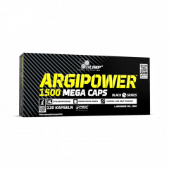 ArgiPower 1500 Mega Caps - 120 Kapseln - Olimp Laboratories