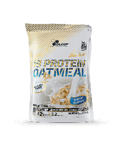 HI PROTEIN OATMEAL - 900 g - Olimp Laboratories