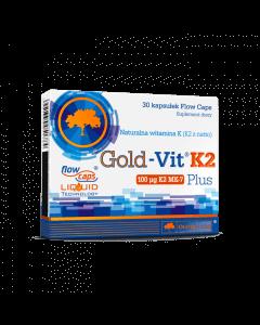 Gold-Vit K2 Plus - 30 kapsułek - Olimp Laboratories
