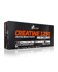 Creatine 1250 Mega Caps - 120 kaps - Olimp Laboratories