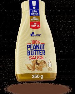 Olimp 100% Peanut Butter Sauce - 250 g - Olimp Laboratories