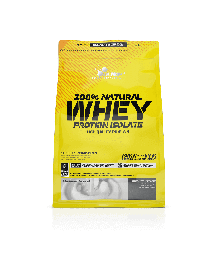 100% NATURAL WHEY PROTEIN ISOLATE - 600 g - Olimp Laboratories