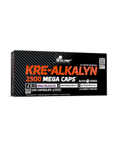 Kre-Alkalyn 2500 Mega Caps - 120 Capsules - Olimp Laboratories