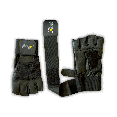 Training gloves - COMPETITION WRIST WRAP - Olimp Laboratories