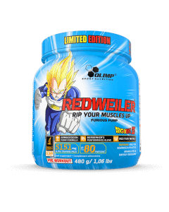 REDWEILER DRAGON BALL Z - 480 g - Olimp Laboratories