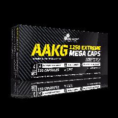 AAKG 1250 Extreme Mega Caps - 30 Kapsułek Blister - Olimp Laboratories