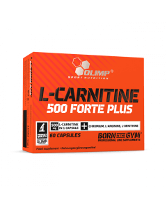 L-CARNITINE 500 Forte Plus sport edition - Olimp Laboratories