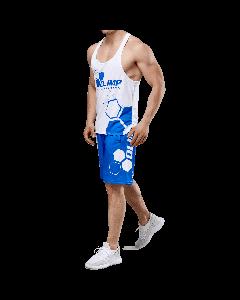 MEN`S SHORTS OLIMP CREW BLUE SERIES - Olimp Laboratories