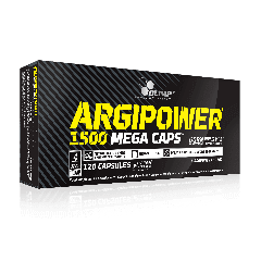 ARGI POWER 1500 Mega Caps - 120 gélules - Olimp Laboratories