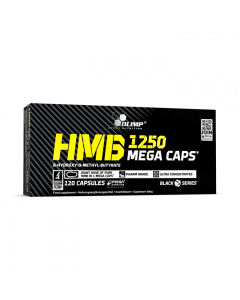 HMB Mega Caps - 120 capsule - Olimp Laboratories