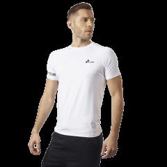 Męska Koszulka Treningowa Olimp – Men's T-shirt Core White - Olimp Laboratories