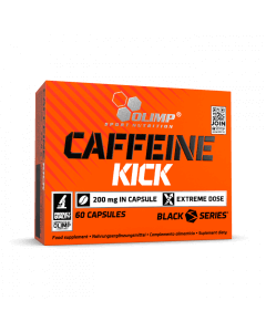 Caffeine Kick - 60 Capsule - Olimp Laboratories
