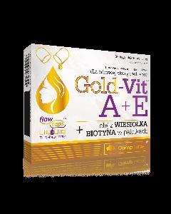 Gold-Vit A+E z wiesiołkiem i biotyną - 30 kapsułek - Olimp Laboratories