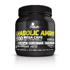 ANABOLIC AMINO 5500 - 400 gélules - Olimp Laboratories