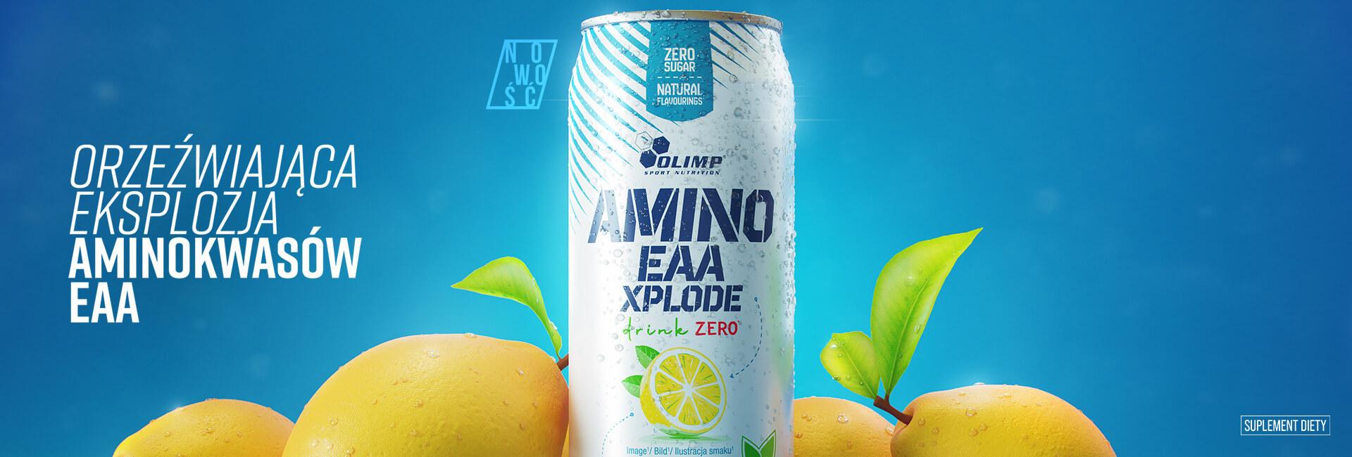AMINO EAA DRINK ZERO