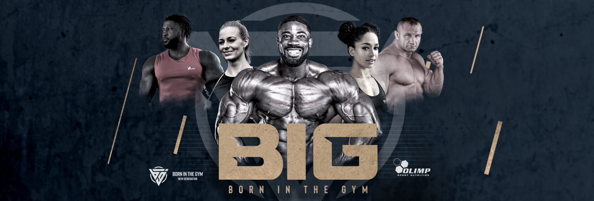 BORN IN THE GYM