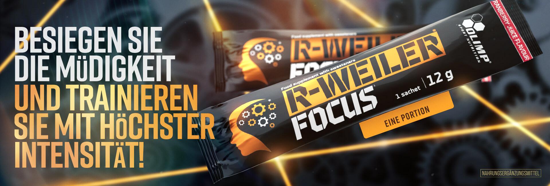 R-WEILER FOCUS STICK