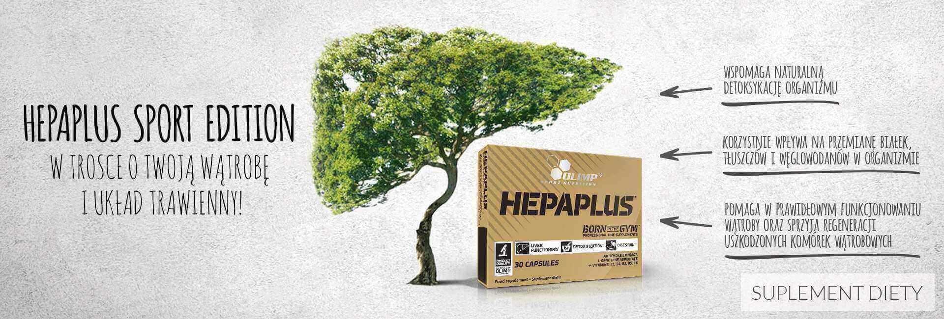 Hepaplus Sport Edition