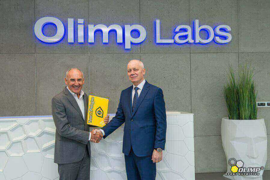 Olimp Labs becomes