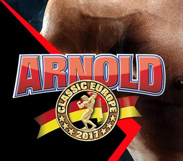 OLIMP SPORT NUTRITION  AT ARNOLD CLASSIC EUROPE 2017