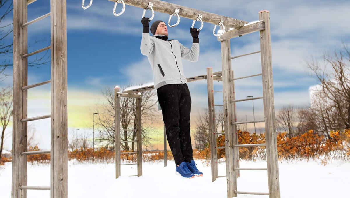 5 esercizi all'aperto  - cosa vale la pena fare all'aperto?