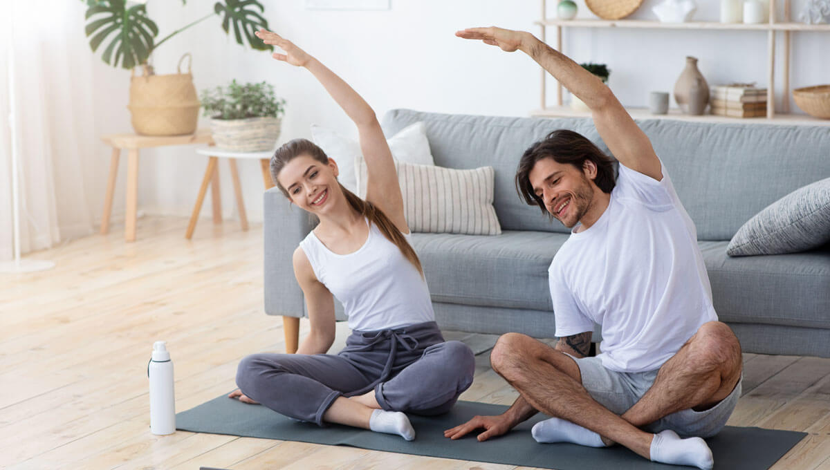 5 fitness habits  to implement starting today
