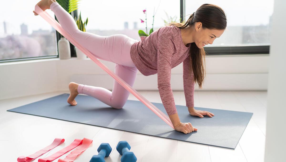 5 accessori economici  per diversificare il tuo allenamento a casa