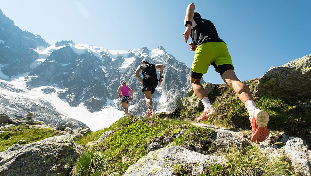 5 pomysłów na trening  w górach