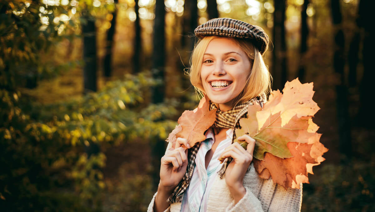 5 simple ways  to avoid getting an infection this autumn!