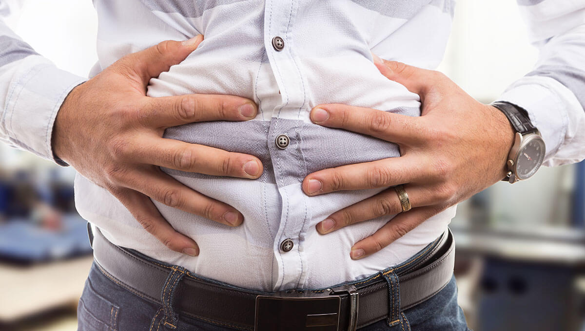 5 ways to deal with a bloated belly – try them out in an emergency!