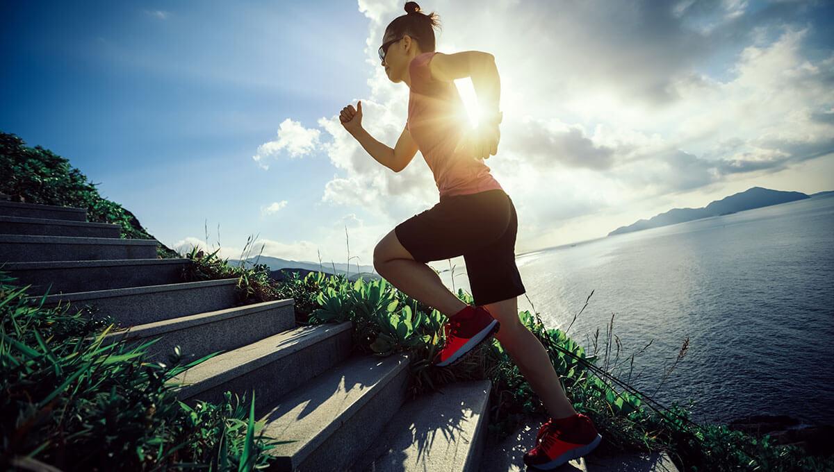 Körperliche Aktivität im Sommer  - was sollte man wissen?