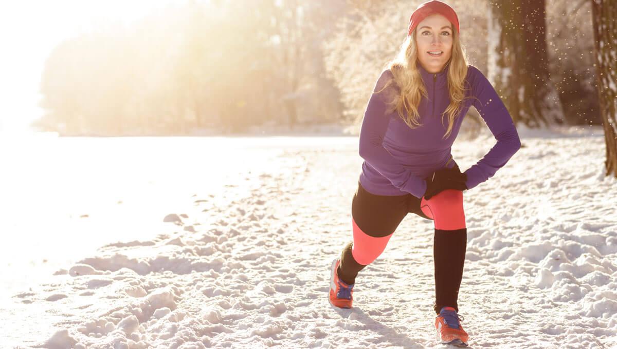 La actividad física en el invierno,  ¿cómo prepararse para ella?