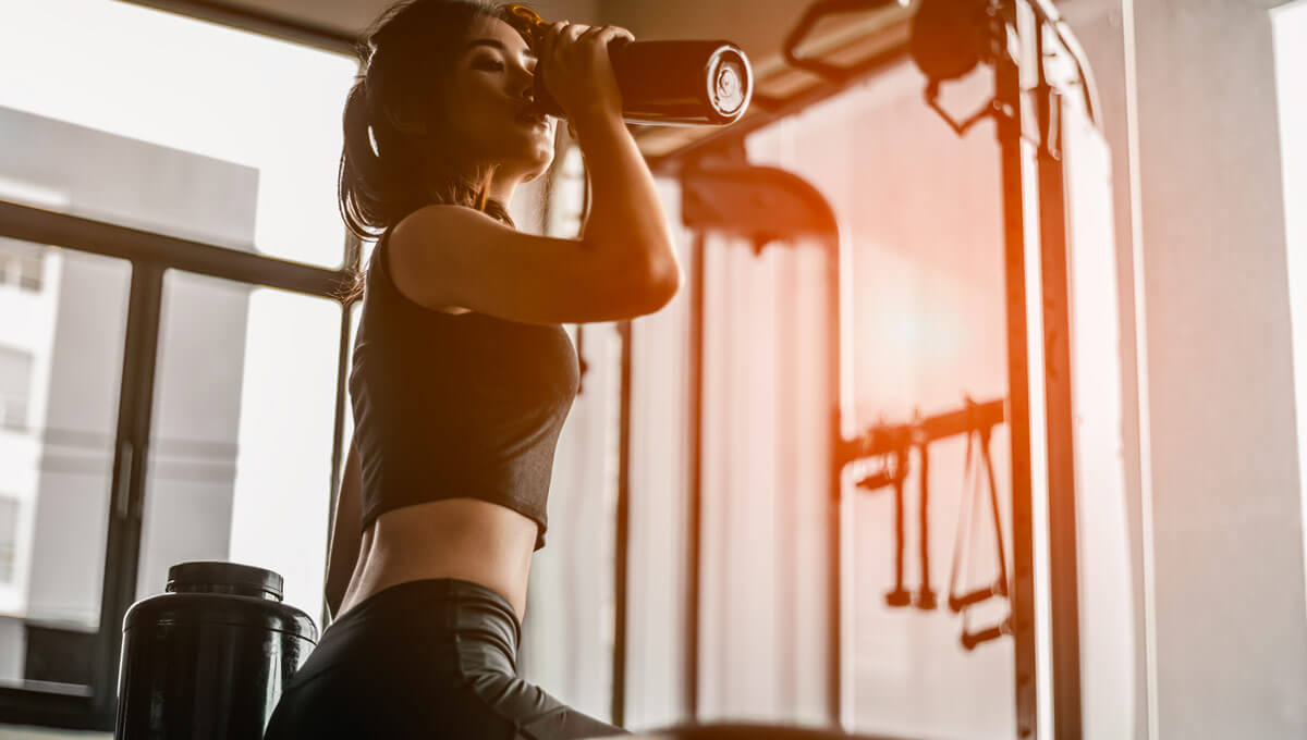 BCAAs or EAAs  - which to choose for supporting your training?