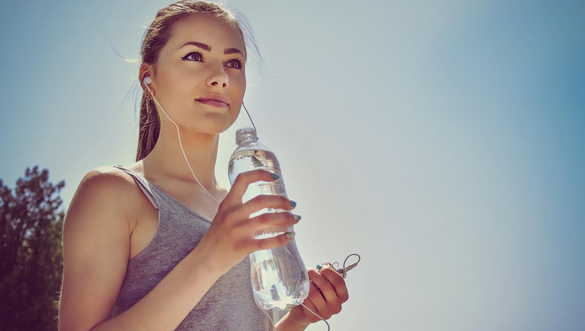 Czy można pić  za dużo wody?