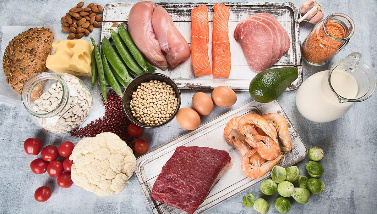 ¿El exceso de proteínas