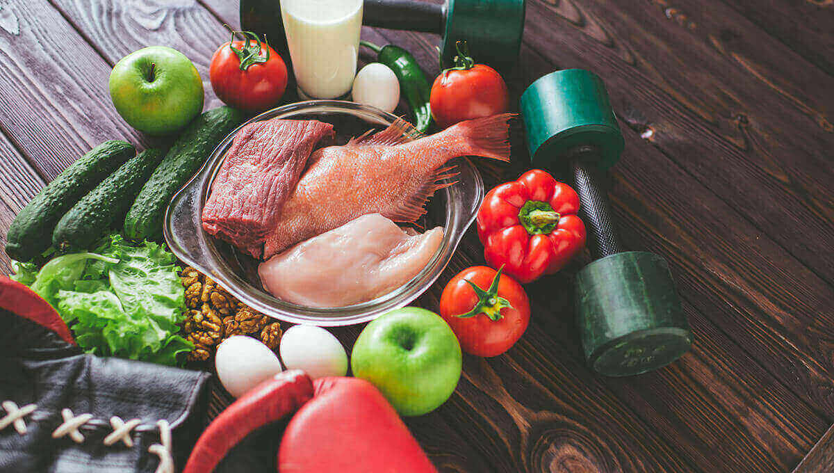 Skuteczne Budowanie Masy Miesniowej Dieta