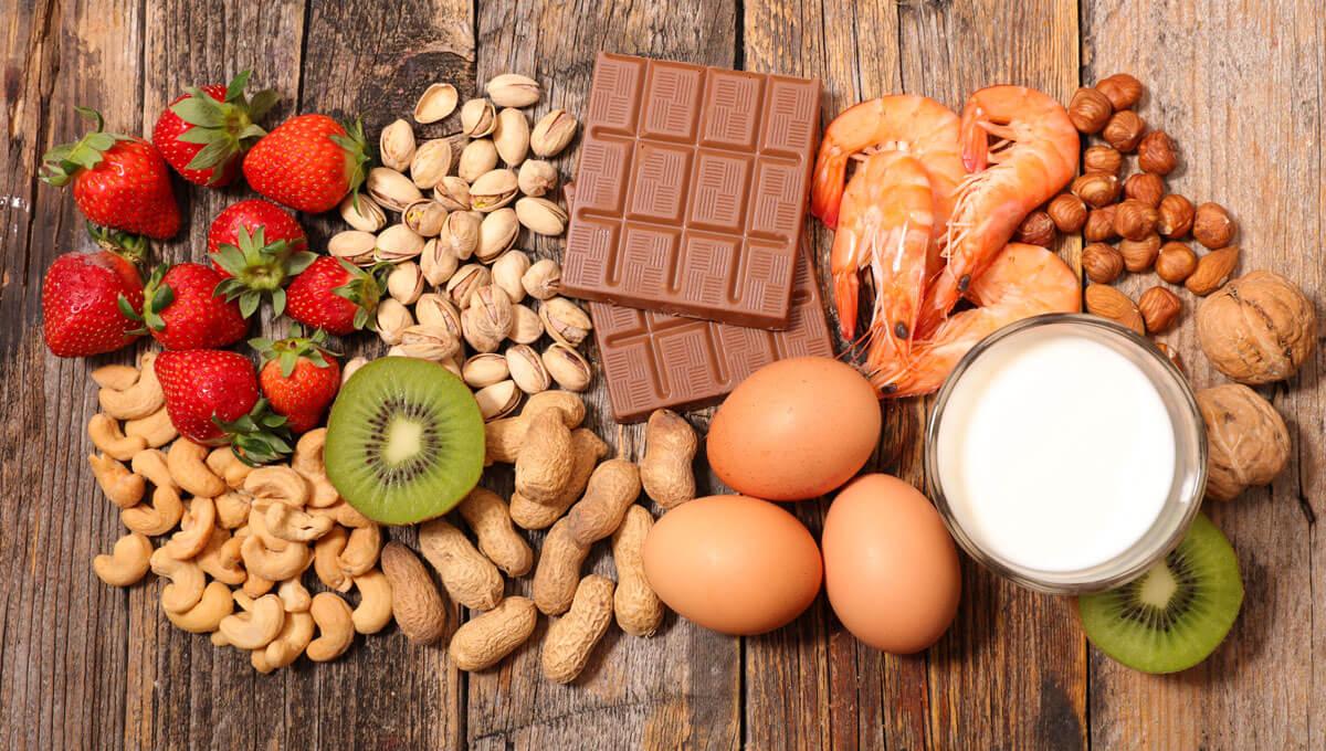 Dieta y alergias:  descubra qué productos son seguros para los alérgicos