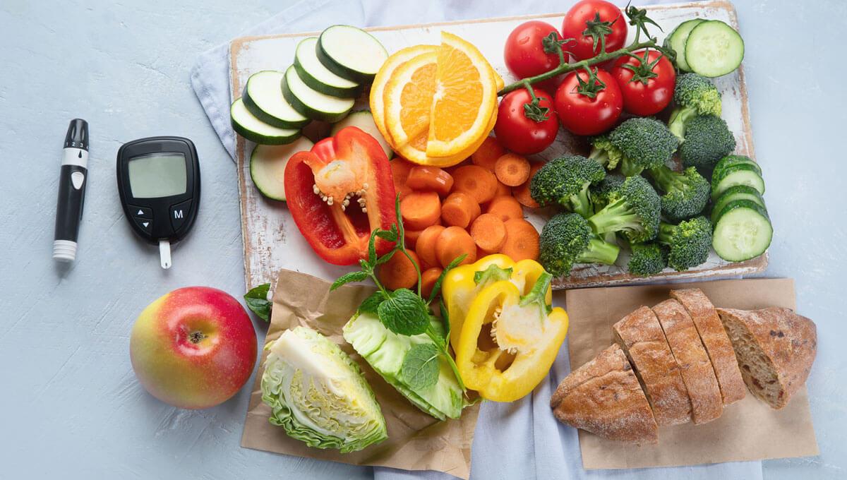 Diät bei Diabetes  - was sollte man beachten und was vermeiden?