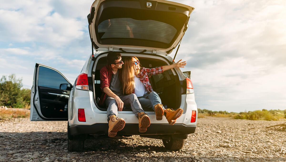 Eine lange Autofahrt  - wie kann man sich vorbereiten?