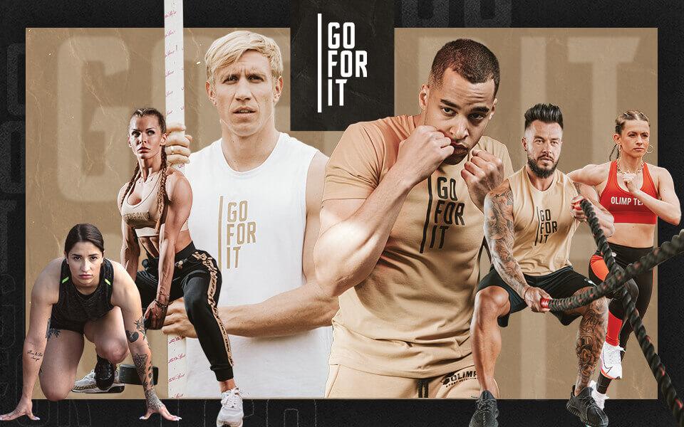 Znasz swój sportowy Olimp? #GoForIt!
