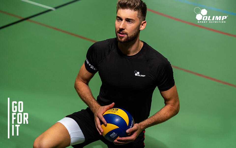 Bartosz Bednorz  w drużynie Olimp Team!