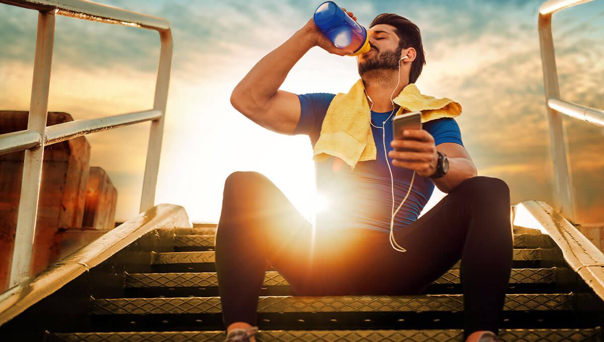 Ile pić wody  podczas treningu?