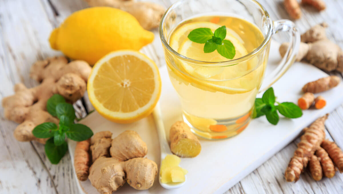 Ginger  for the cold?