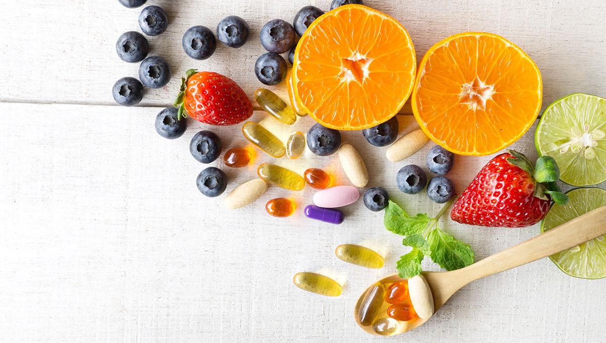 ¿Cómo se mejora  el sabor de los suplementos?