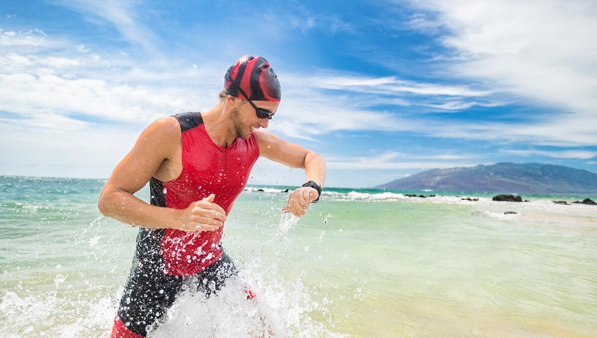 Jak przygotować się  do triathlonu?