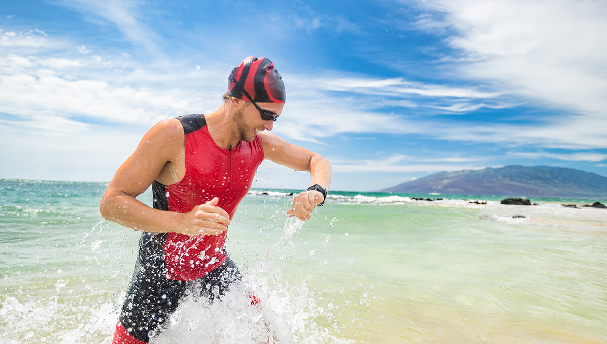 Comment se préparer  à un triathlon ?