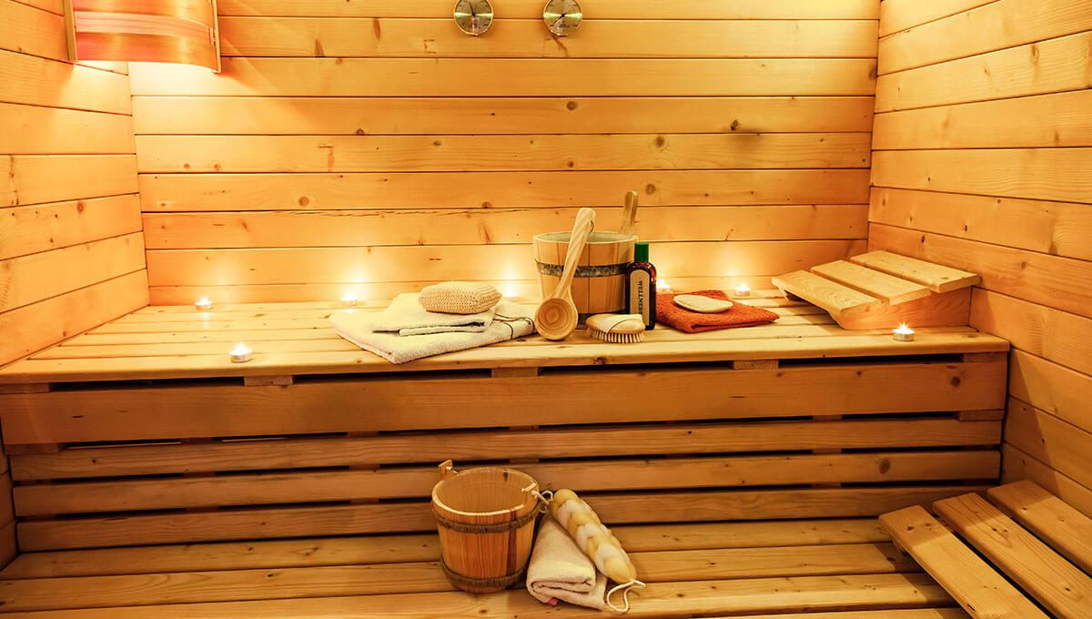 Jak się przygotować  na wejście do sauny?